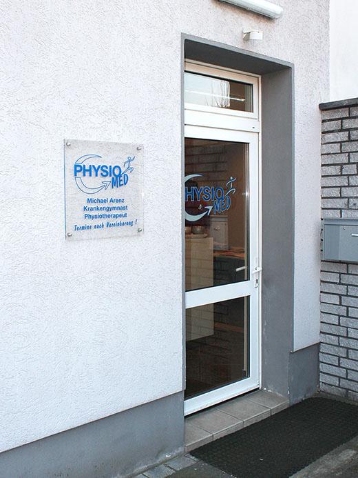 Einrichtung - PhysioMed · Praxis für Krankengymastik & Physiotherapie in 47259 Duisburg
